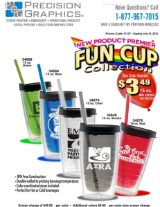 Promotional Products Phoenix, Tempe promtional products, double wall insulated cups, corporate products, screen printing phoenix, screen printing supplies phoenix, digital printing dtg