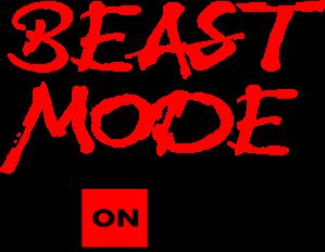 Beast Mode Screen Printed Tee, phoenix t-shirts, sports uniforms phoenix, phoenix school sports shirts