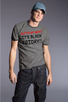 Black Friday Shopping, Online Shopping, Shopping Specials, Black Friday T-Shirts