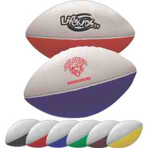 Foam Football, Promotional Football, Online Football, Two Tone Football, Promotional Product, Promotional Merchandise