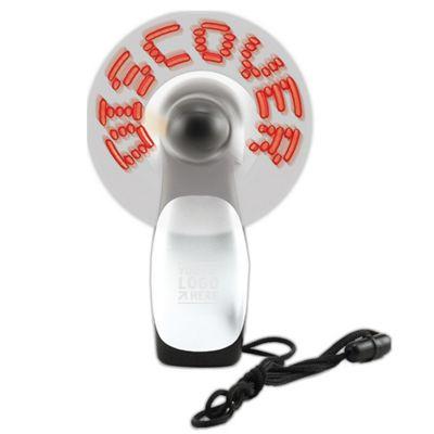Light, LED Message Fan, Precision Graphics, Az Precision Graphics, Promotional Products Phoenix