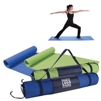 Yoga Mat, Custom Imprinted Yoga Mat, Precision Graphics, Az Precision Graphics , Phoenix Promotional Products, Fitness Promotional Products