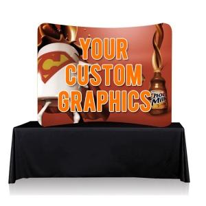 precison graphics, azprecisiongraphics, Precsion Graphics, AZ Precision Graphics, curved table, tabletop, custom table, custom tabletop, custom printed table, custom printed tabletop